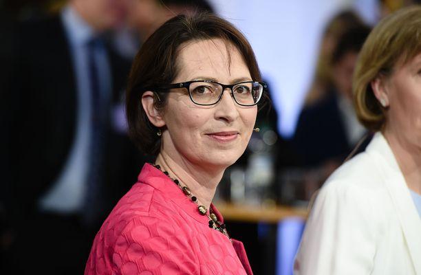 Sari Essayah johtaa vuoden 2026 talvikisojen koordinaatiokomissiota.