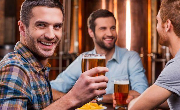 Olut tekee hyvää - useammallakin tavalla.
