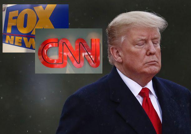 Fox News on ilmoittanut tukevansa CNN:ää uutismedian ja Valkoisen talon välisessä oikeuskiistassa.