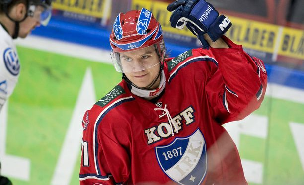 Mika Partanen on murtautunut HIFK:n kärkiketjuihin.