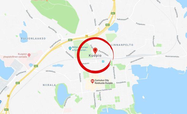 Kuopiossa on sattunut viimeisen vuorokauden aikana kaksi tapausta, joihin poliisi kaipaa vihjeitä.