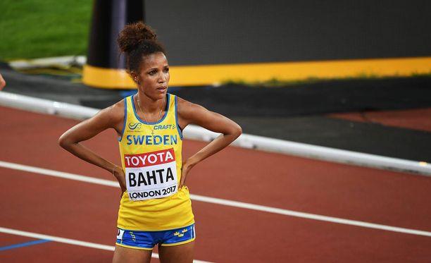 """Meraf Bahta on dopingkohun pyörteissä. Nainen juoksi Berliinin EM-kisoissa vain 10 000 metriä, koska """"koki ilmapiirin liian ahdistavaksi""""."""