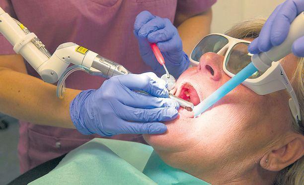 Lähes jokainen kärsii hammasinfektiosta jossain vaiheessa elämäänsä.