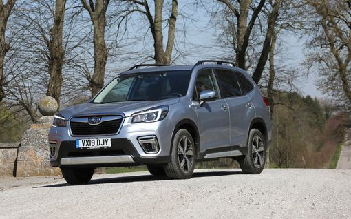 Subaru siirsi bokserimoottorinsa hybridiaikaan: Kulutus aleni kymmenen prosenttia
