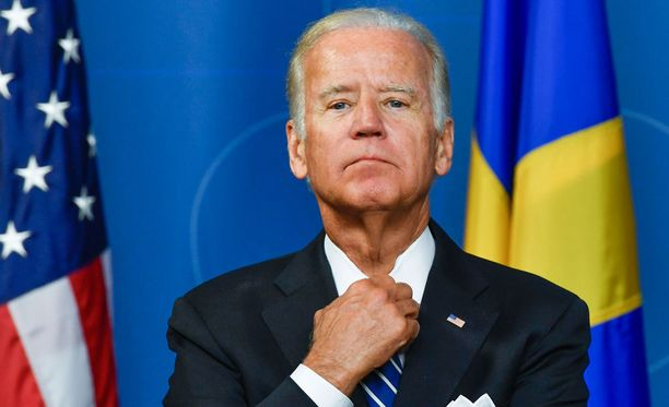 Joe Bidenin mielestä Nord Stream 2 -kaasuputken rakentaminen olisi todella huono ajatus Euroopan kannalta.