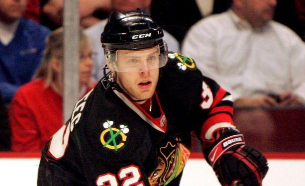 Allhockeyn mukaan vaimo torppasi Kris Versteegin Omsk-siirron.