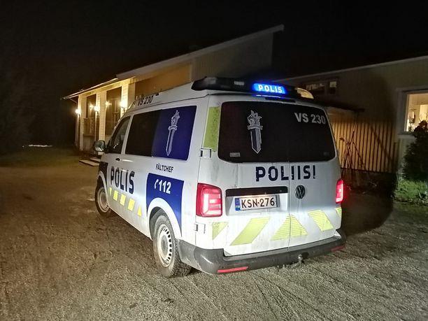 Tästä paikasta Heinäsuontieltä 3-vuotias poika katosi keskiviikkona iltapäivällä Iltalehden tietojen mukaan.
