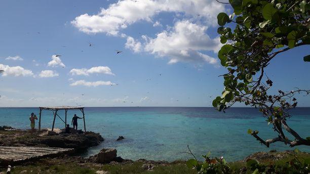 Playa Giron on hyvä tukikohta vesiaktiviteettejä sekä luontoretkiä silmällä pitäen.