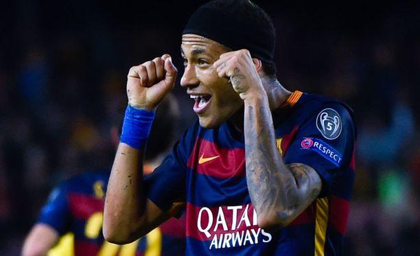 Osuuko Neymar tänään Villarrealin verkkoon?