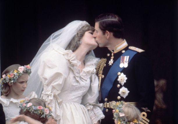 Dianan ja Charlesin häät olivat suuri maailmanlaajuinen juhla.