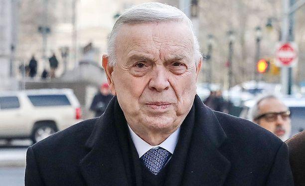 José Maria Marin todettiin syylliseksi Fifan korruptioskandaalissa.