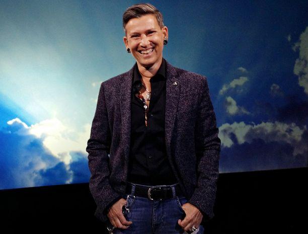 Yazka nähdään tänä iltana Marko Gustafssonin arkistovieraana.