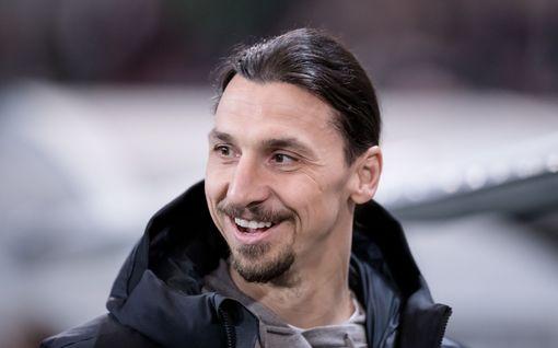 Zlatan Ibrahimovic käänsi jälleen päitä – kuva: kruisaili Terminaattorista tutulla menopelillä