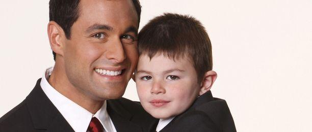 Jason etsii elämänkumppania ja myös äitihahmoa Ty-pojalleen.
