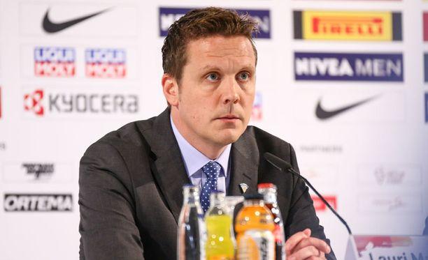 MTV Sportin mukaan Lauri Marjamäen optio ollaan käyttämässä.