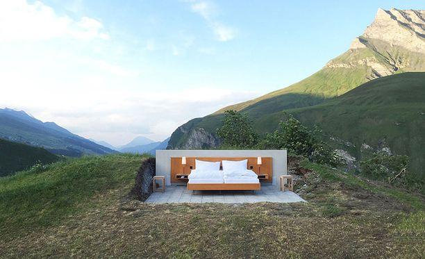 Idean keksijät haluavat perustaa samanlaisia hotelleja muuallekin Svetsiin.