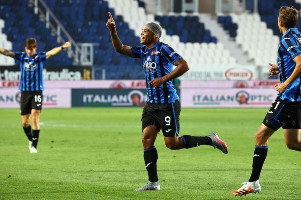 Atalantalla on vielä teoreettinen mahdollisuus Serie A:n mestaruuteen.