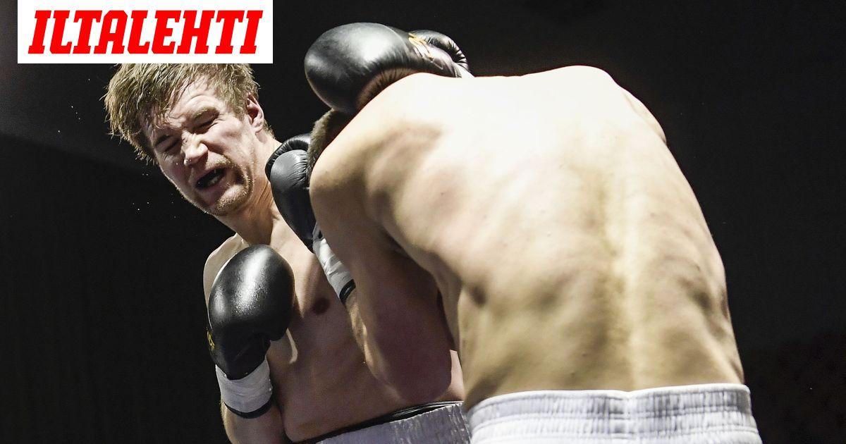 Suomalaisnyrkkeilijä sai pikakutsun Lontooseen  samassa illassa mitellään...