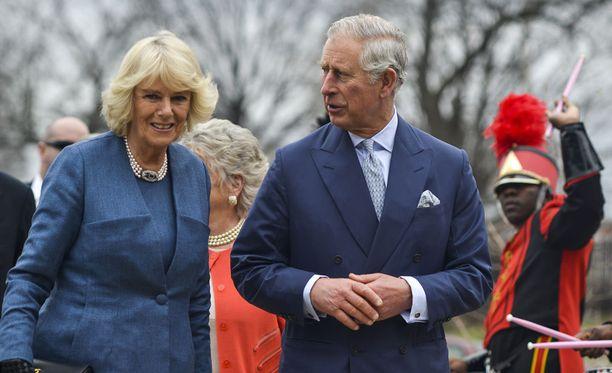 Camilla ja Charles