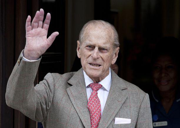 Prinssi Philipille ei järjestetä valtiollisia hautajaisia.