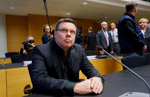 Jari Aarnion oikeudenkäynti jatkuu tänään Helsingin käräjäoikeudessa.