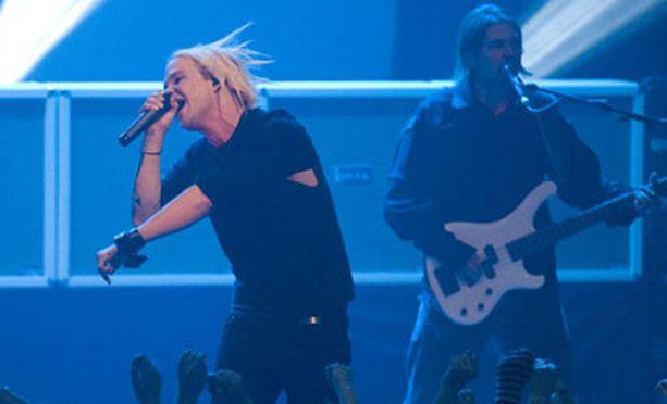 Mexicolaiset The Rasmus -fanit joutuivat pettymään.