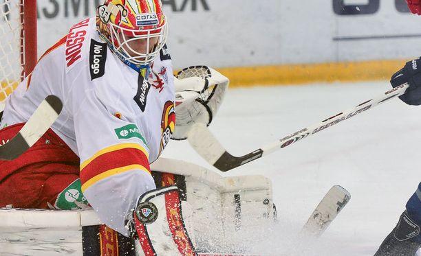 Henrik Karlsson pelasi Jokerit-maalilla upean pelin.