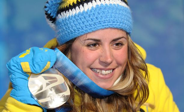 Ruotsin Anna Haag on Kikkan Randallille hyvä ystävä ja tärkeä tuki.