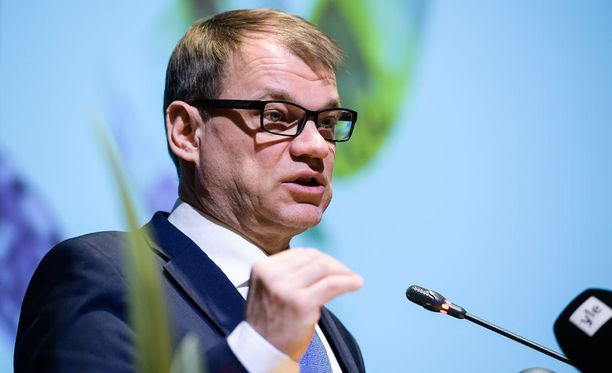 Pääministeri Juha Sipilä puhui Ylen kuntavaalisarjassa.
