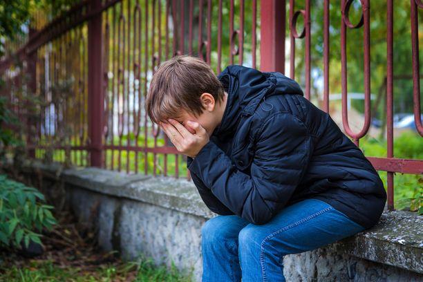 Poliisilla on alle 15-vuotiaiden tapauksissa käytössään rajallinen keinovalikoima. Kuvituskuva.