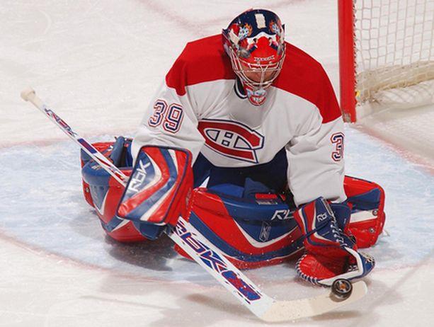 Montrealin Cristobal Huet siivitti joukkueensa 4-1-voittoon Atlantasta.