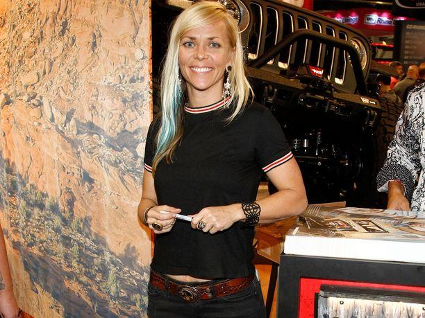 Jessi Combs sai kunniaa kuolemansa jälkeen.