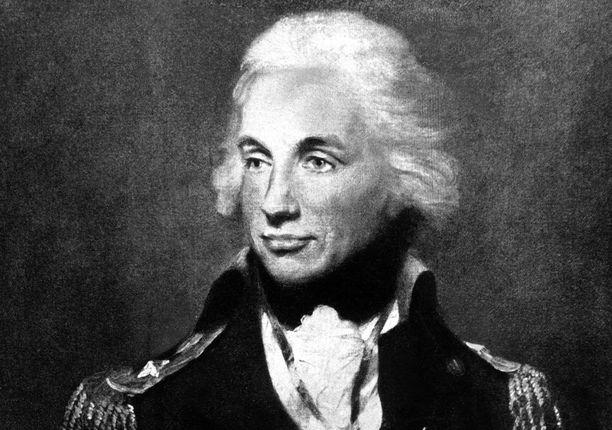 Horatio Nelson manitsi testamentissaan myös vaimonsa.