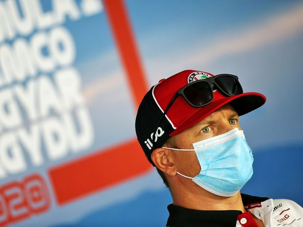 Kimi Räikkösellä on vielä pistetili avaamatta tämän kauden osalta.