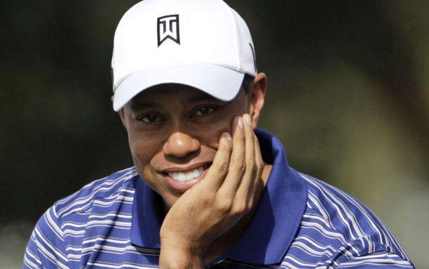 Tiger Woods pyrkii takaisin huipulle.