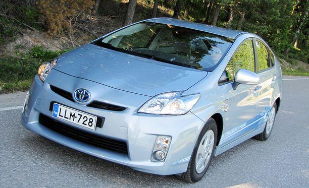 YourMechanic selvitti myös, millä yksittäisellä automallilla oli halvimmat huoltokustannukset. Voittajaksi selviytyi Toyota Prius.
