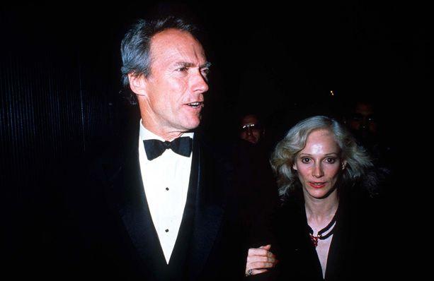 Clint Eastwood ja Sondra Locke olivat rakastavaisia vuosikymmenen ajan.