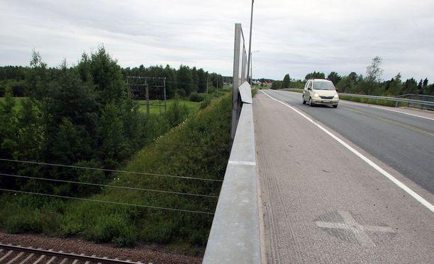 Virasto tutki pistokokein yhteensä 18 siltaa, jotka on rakennettu 2011-2016. Arkistokuva.