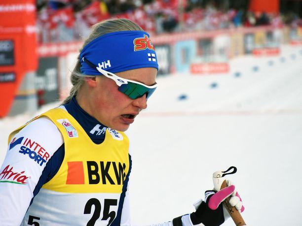 Anne Kyllösellä on ollut paljon haasteita viime vuosina.