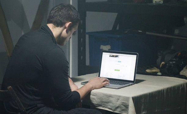 Poliisi löysi Mark Twitchellin tietokoneelta yksityiskohtaisia kuvauksia tapahtumista. Kuvituskuva.