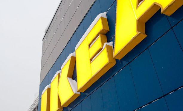Jyväskylään avataan noin 600 neliömetrin laajuinen huonekalunäyttely, sisustusmyymälä ja noutopiste ensi kesänä. Kuva Espoon Ikeasta.