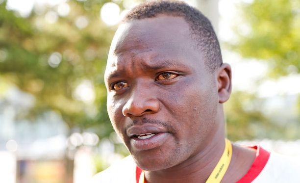 Julius Yego ei loukkaantunut sunnuntain onnettomuudessa vakavasti.