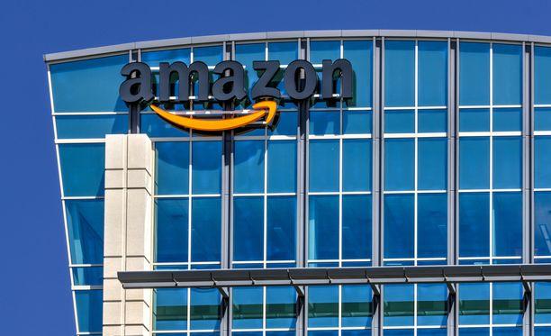 Amazon on maailman suurin kauppa, vaikka yhtään liikettä sillä ei ole.