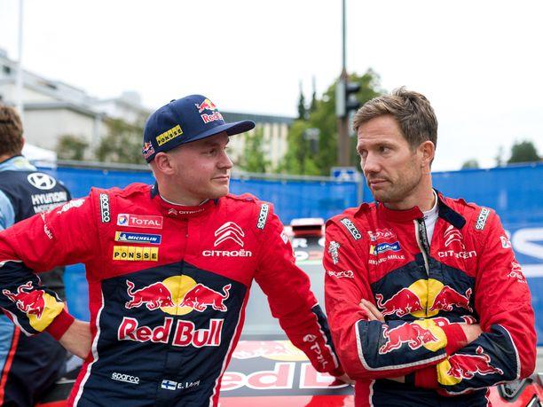 Esapekka Lapilla ja Sébastien Ogierilla on Citroën-sopimus kaudesta 2020. Monet pitävät todennäköisenä, ettei heistä kumpikaan aja tallissa enää ensi kaudella. Yhtenä mahdollisuutena on väläytetty myös sitä, että Ogier lähtee mutta Lappi jää.