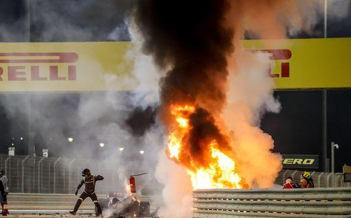 """Palomestari kertoo Iltalehdelle, kuinka äärettömän vaarallisessa tilanteesta F1-kuljettaja oli: """"Ihan viime tingassa"""""""