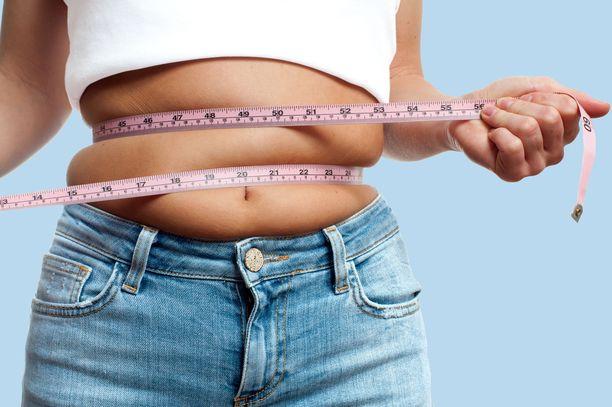 Erityisesti vyötärölihavuus altistaa esidiabetekselle ja kakkostyypin diabeteksen kehittymiselle.