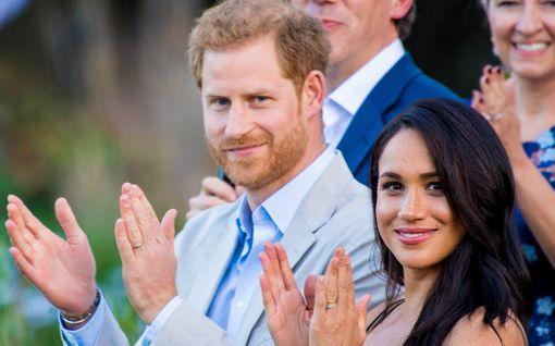 Harryn ja Meghanin Lilibet-tytär lisättiin kruununperimyslistalle: syntymästä seitsemän viikkoa