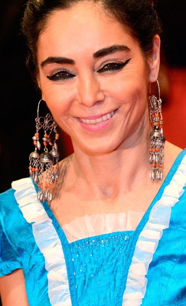 Taiteilija Shirin Neshat
