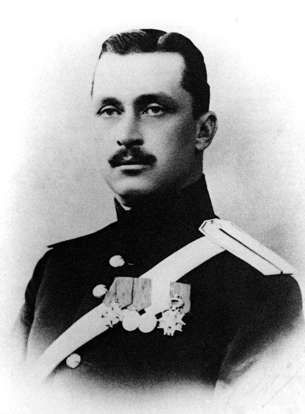 Carl Gustaf Emil Mannerheim.