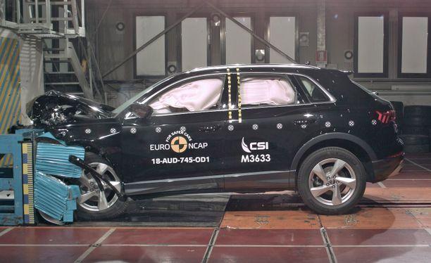 Audi Q3 meni kirkkaasti parhaiden joukkoon.